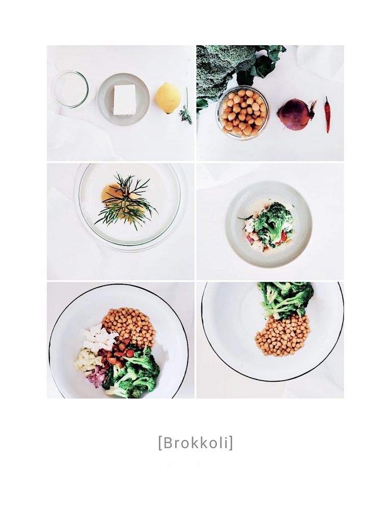 IngredientsBrokkolisalat