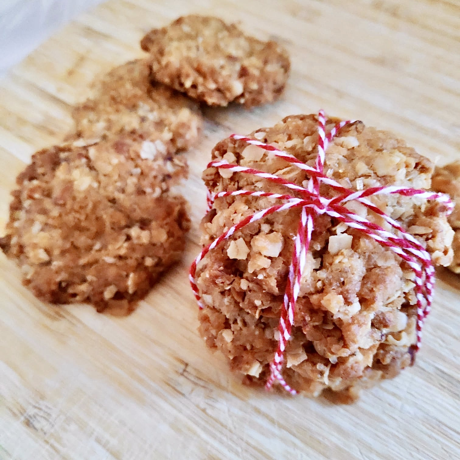 cookies oatmeal crunchy